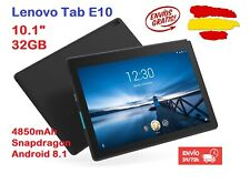 "32GB 10,1"" Tablet Original Lenovo Tab E10 2GB RAM Wi-Fi Android España"