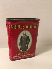Absolute Rarität, altes Zigarettenetui Prince Albert, Crimp Cut