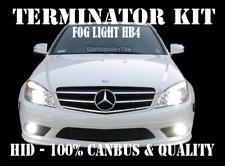 MERCEDES BENZ HB4 CANBUS FOG LIGHT HID XENON TERMINATOR KIT HB4/9006 NO ERRORS