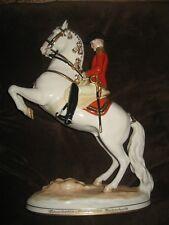COURBETTE - AUGARTEN  VIENNA SPANISH HORSE RIDING SCHOOL LIPIZZANER