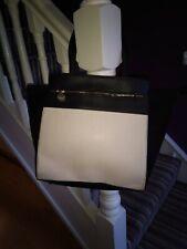 Black And Cream Shoulder Bag