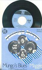 MUNGO JERRY-MUNGO'S BLUES(DUST PNEUMONIA BLUES)-ORIGINAL GERMAN PS 45rpm 1970