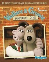 Wallace & Gromit Annual 2011, Pedigree Books Ltd, Very Good Book