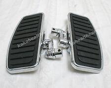 Driver Floorboards Footboards Footrest Modify for Yamaha Vstar 400 / 650 Model