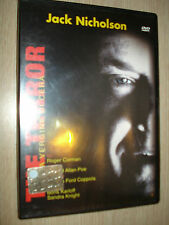 DVD THE TERROR LA VERTIGINE DI CERA JACK NICHOLSON