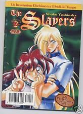 THE SLAYERS - SERIE 1998 N. 2 - PLANET MANGA