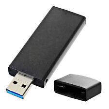 USB 3.0 to M.2 SSD Enclosure Case for NGFF B Key Hard Disk B+M Key M2 SATA SSD