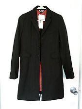 Comme des Garçons Black Collection Womens Wool Coat S NWT