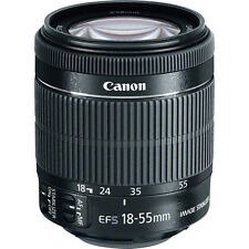Canon EF-S 18-55mm F/3.5-5.6 IS STM Lens for EOS T6i, T6, T5i, T4i, T3i