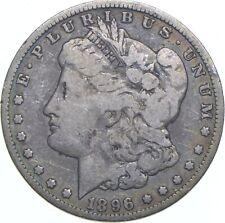 Early - 1896-O Morgan Silver Dollar - 90% US Coin *793