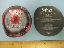 Slipknot 2002 Disasterpieces promotional sticker New Old Stock Mint Condition