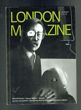 London Magazine Volume 20 No 7 October 1980 VG