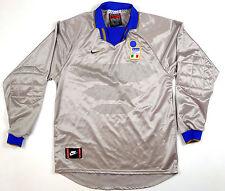 Nike Premier Italy Italia National Team Soccer Futball Goalie Jersey UK Size M