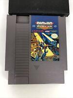 Bionic Commando Cartridge Nintendo Entertainment System NES Capcom