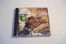 Command and Conquer Tiberian Sun PC Windows 95 98 Complete
