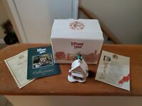 Lilliput Lane Limited Ivy House Cottage Ornament 1994 With Deed and Original box