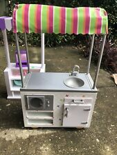 American Girl Doll Campus Snack Cart Hot Dog Cooker Warmer Replacement Part