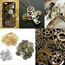 50g Mixed Jewelry Findings Watch Parts Art Crafts Cogs Gears Steampunk