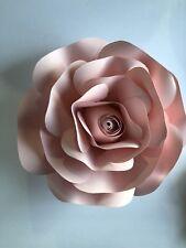 Paper Flower Template #7 (Medium )(T7) - Diy