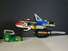 Power Rangers Zeo Blaster Weapon Toy 1995 Bandai