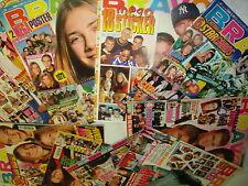 Bravo 5 Hefte zwieschen 1990-2000 alle inkl. Poster Artikelzust. Akzeptabel-Gut