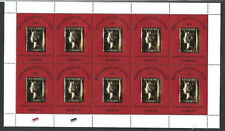 Guinea Stamps Gold Stamp on Stamp Spain MNH VF 2009 Retail $250 est