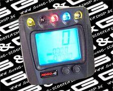 Universal LCD Digital Tachometer KOSO Tacho Suzuki MV Augusta Honda Motorrad ATV