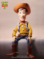 Disney Toy Story 4 Talking Woody Buzz Jessie Action Figures Anime Decoration Col