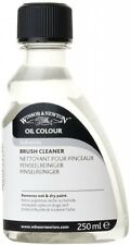 Winsor and Newton Artists Brush Cleaner, 250 Ml - Transparent