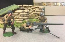 ALYMER MADE IN SPAIN #655 MACHINE GUN AMERICANA BROWNING M2 1940