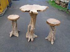 Handmade Wooden Garden & Patio Furniture Sets