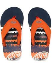 Animal Jekyl Logo Boys' Flip Flops Colourful Beach/pool Style Uk3 Dark Navy An18|jekyllogob|drknvy|3 3