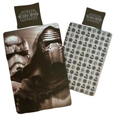 Star Wars Renforce Wende Bettwäsche Set 135 x 200 cm Darth Vader 100% Baumwolle
