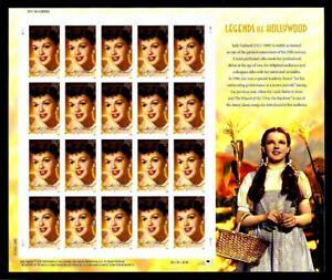 1¢ WONDER'S ~ 2005 MNH SOUVENIR SHEET W/ 39¢ JUDY GARLAND (FV = $7.80) ~ S6