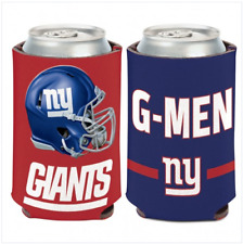 New York Giants Can Cooler 12 oz. Koozie