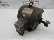 General Electric GE 5K182HG629 3/4HP Motor 208-220/440V 1155RPM Frame 182