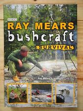 Ray Mears - Bushcraft Survival (2006) book NEW