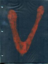 V Visitor Script - V [The Original]; 3rd Draft Script