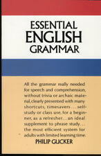 B0006BO5NG Essential English grammar,