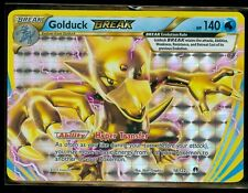 Pokemon GOLDUCK BREAK 18/122 - XY BREAKpoint - RARE HOLO - MINT