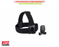 GoPro Head Strap + QuickClip (GoPro Official Mount)