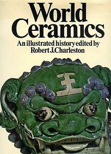 Antique Pottery Porcelain - World Ceramics (1000+ Photos) / Oversize Book