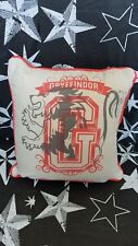 Harry Potter Gryffindor House Pillow Cushion