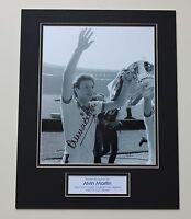 ALVIN MARTIN West Ham United SIGNED Autograph Photo Mount Memorabilia + COA