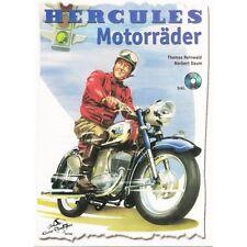 Hercules Motorräder Nürnberg Modelle Typen Geschichte Motorsport Buch und DVD