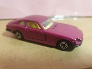 COLLECTABLE VINTAGE MATCHBOX Datsun 260 Z- USED 1978