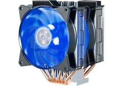 Cooler Master MA620P Twin Tower RGB CPU Air Cooler, 6 CDC Heatpipes, Dual 120mm