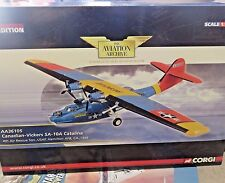 Corgi 2007 Canadian-Vickers SA-10A Catalina 4th Air Rescue USAF 1:72, New in Box