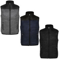 2786 Unisex Corporate Workwear Walking Hiking Domain Two-Tone Gilet Bodywarmer