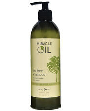 Amazing & Desirable Earthly Body Miracle Oil Shampoo - 16 oz Tea Tree